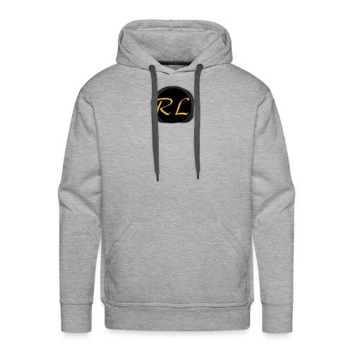 First ever logo - Men's Premium Hoodie