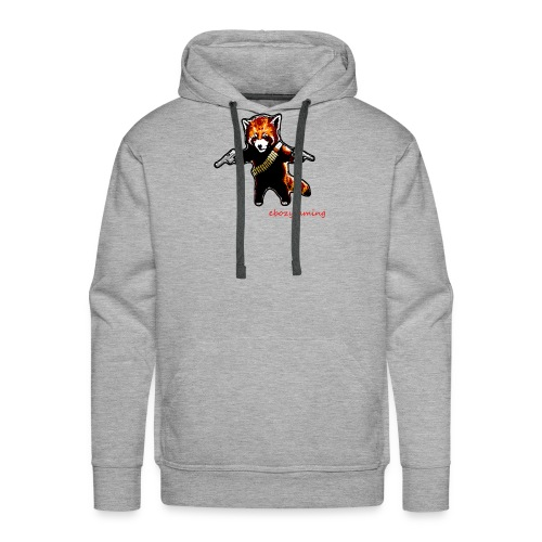 ebozygaming signature T-SHIRT - Men's Premium Hoodie