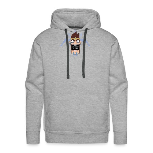 t shirt draven lol - Men's Premium Hoodie