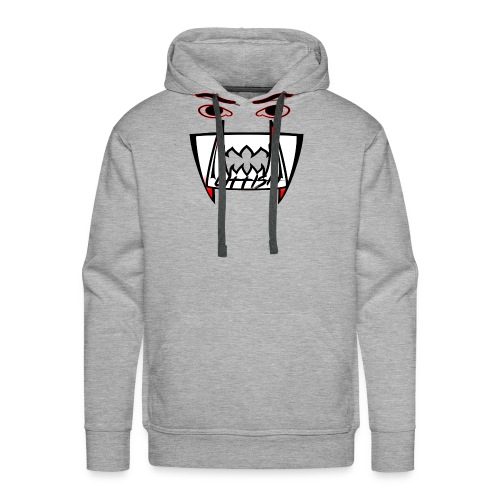 Littism Vampire Glory Face - Men's Premium Hoodie