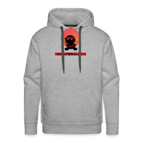 NFG Shirt Logo 2 - Men's Premium Hoodie
