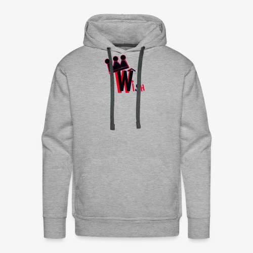 Wish Clan Logo - Men's Premium Hoodie