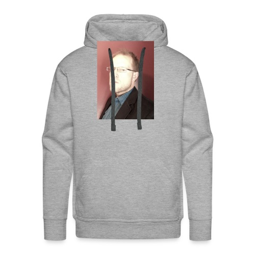 Awesome t-shirt - Men's Premium Hoodie