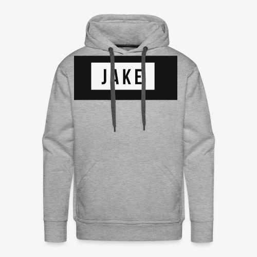 Jake logo - Men's Premium Hoodie