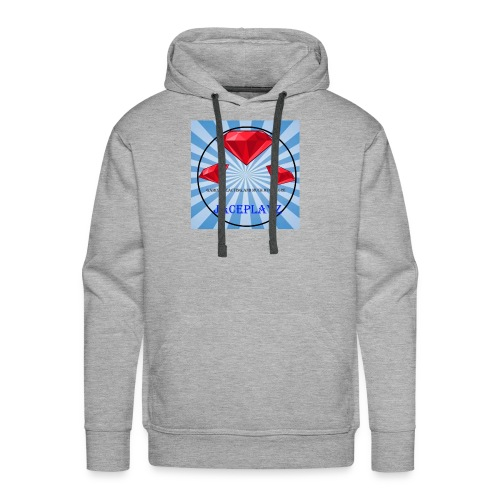 The official JacePlayzYT Shirt - Men's Premium Hoodie