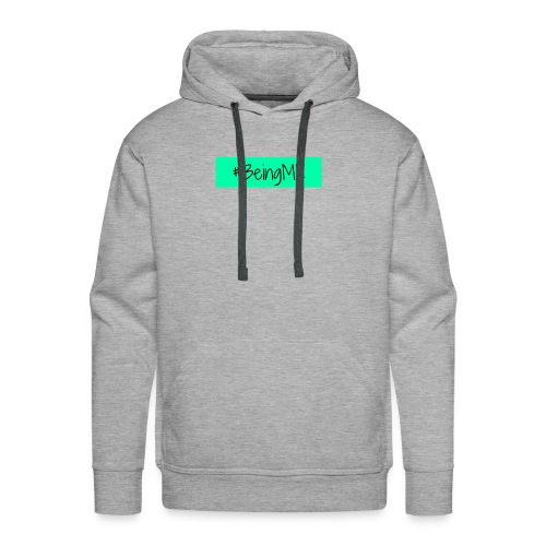 4 logo merch - Men's Premium Hoodie