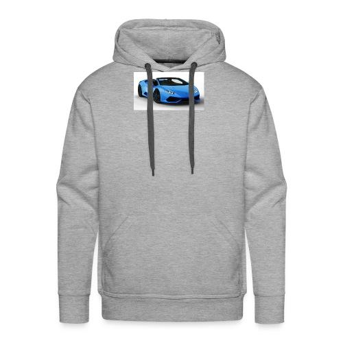 lambo huracan roadster rendering ts 4 - Men's Premium Hoodie