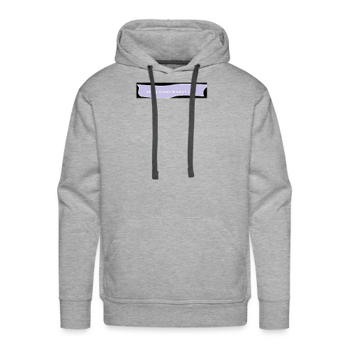 sing your heart out - Men's Premium Hoodie