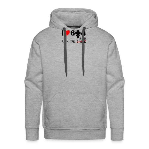 rain_or_shine - Men's Premium Hoodie