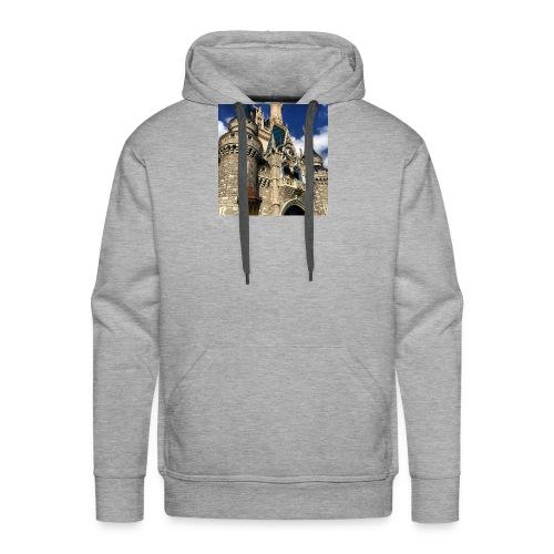 Cinderella's Castle - Men's Premium Hoodie