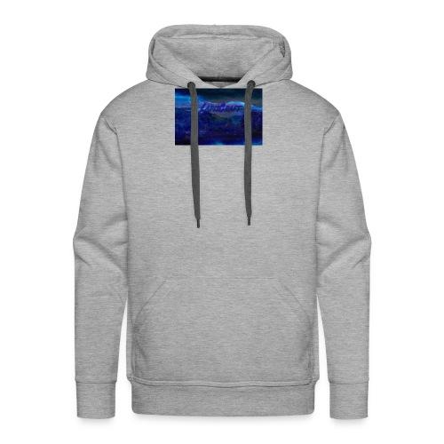 LapisCraft Large Logo - Men's Premium Hoodie