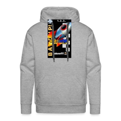 bandup - Men's Premium Hoodie
