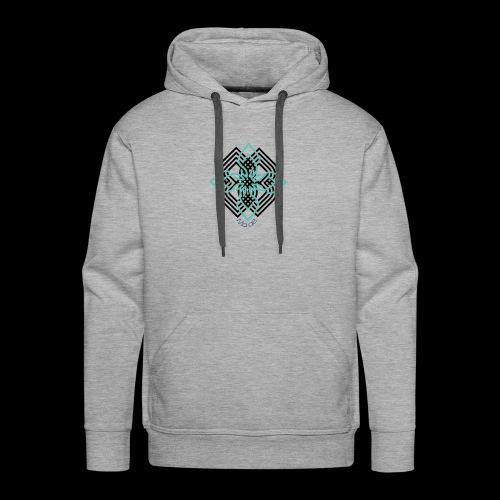Sacred Geometry - Men's Premium Hoodie