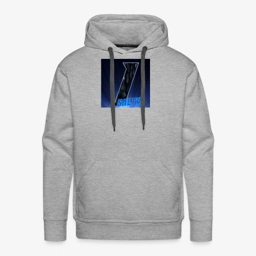 InfiniteSalty logo - Men's Premium Hoodie