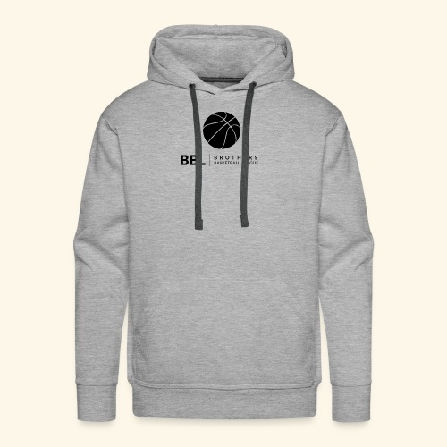 Brothers Basketball design - Men's Premium Hoodie