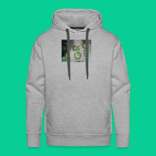 First product - Men's Premium Hoodie