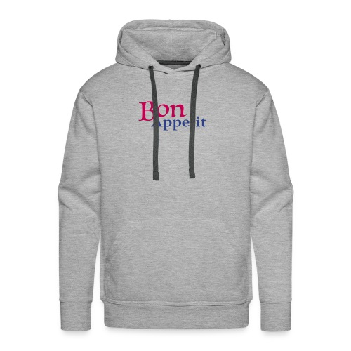 Bon Appetit SS Signature - Men's Premium Hoodie