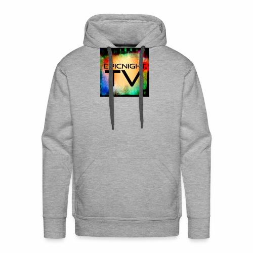 EPICNIGHT.TV - Men's Premium Hoodie