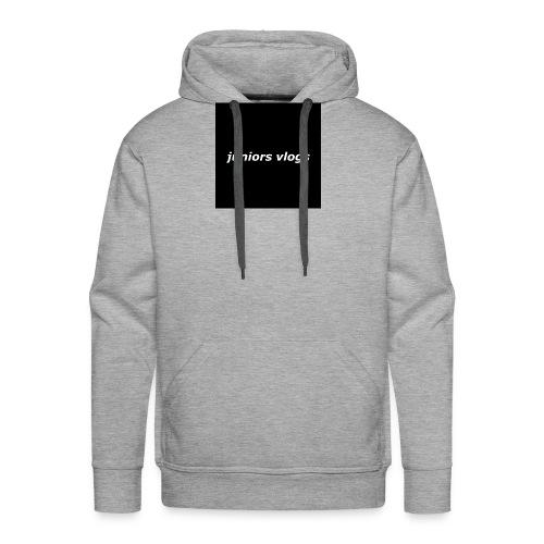 Juniors vlogs clothing - Men's Premium Hoodie