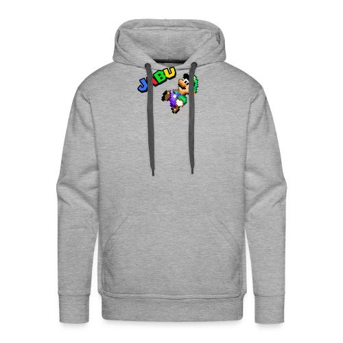 TheJabuBros Luigi Sprite Shirt - Men's Premium Hoodie