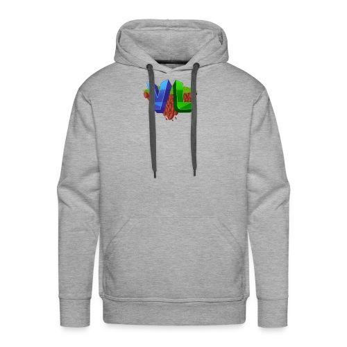 Basic Design - Men's Premium Hoodie