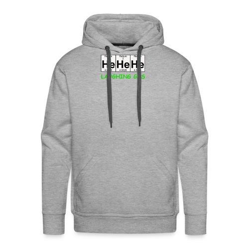 Laughing Gas T Shirt - Men's Premium Hoodie