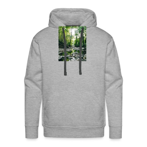 Forest Reflections - Men's Premium Hoodie