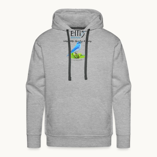 Ellis Bird Farm - Carolyn Sandstrom - Men's Premium Hoodie