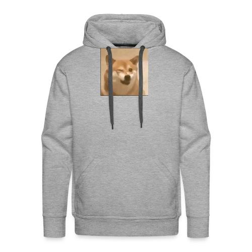DOGE WINK - Men's Premium Hoodie
