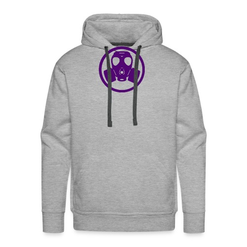 Sliq Killa Logo - Men's Premium Hoodie