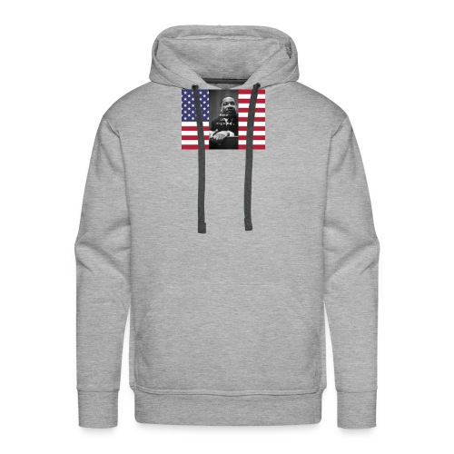 Martin Luther King Jr Day's Graphic Novel - Men's Premium Hoodie