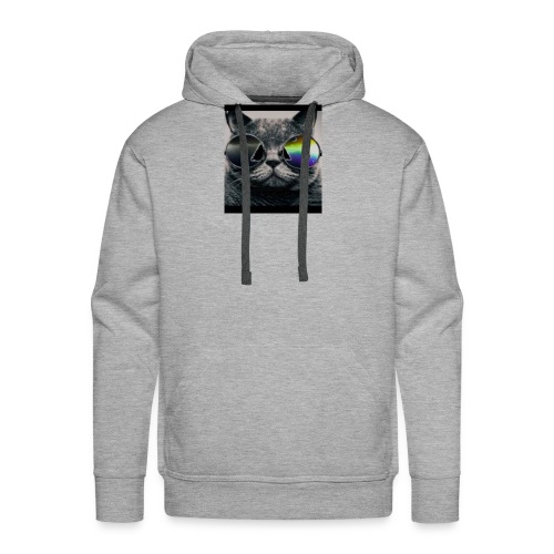 BlueRiderGr Test T-Shirt - Men's Premium Hoodie