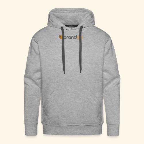 Carhart brandon logo - Men's Premium Hoodie
