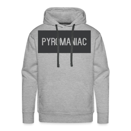 PyroManiac Clothing Line - Men's Premium Hoodie
