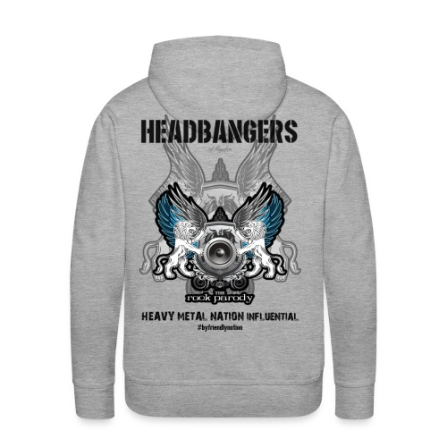 We, The HeadBangers - Men's Premium Hoodie