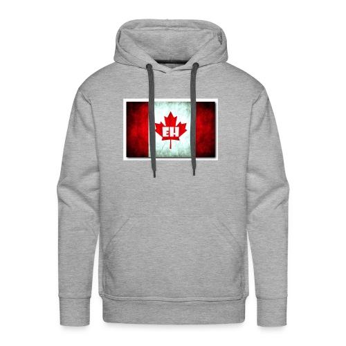 Canada EH By Jamal J. Brands - Men's Premium Hoodie