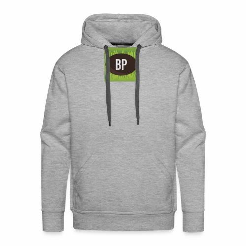 Bunnypoo Logo 1 - Men's Premium Hoodie