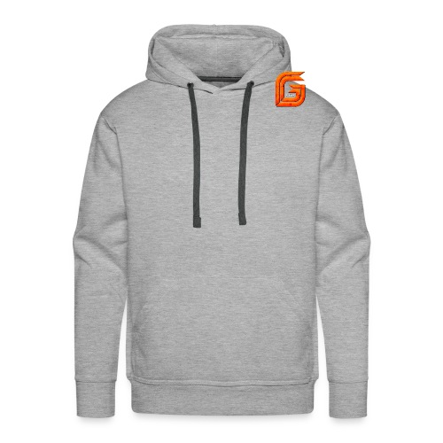 Classic Small GG Lad Logo - Men's Premium Hoodie