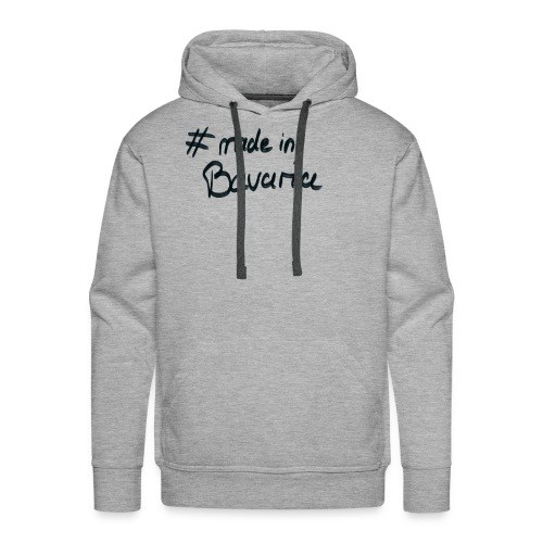made in Bavaria - Men's Premium Hoodie