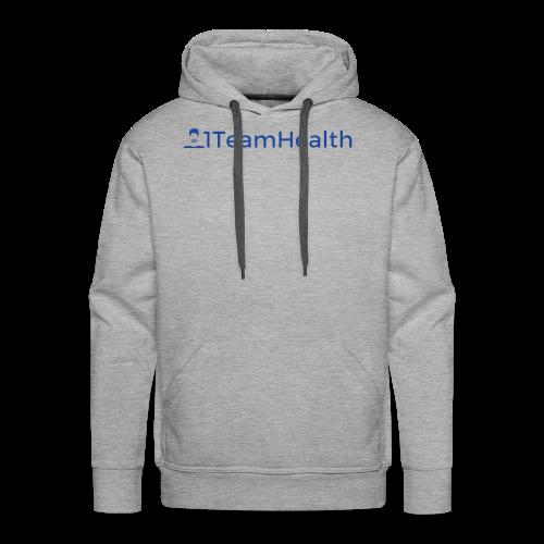 1TeamHealth Simple - Men's Premium Hoodie