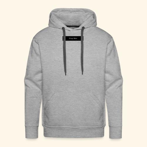 Shop Men - Men's Premium Hoodie