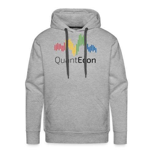 QuantEcon Official Logo - Men's Premium Hoodie