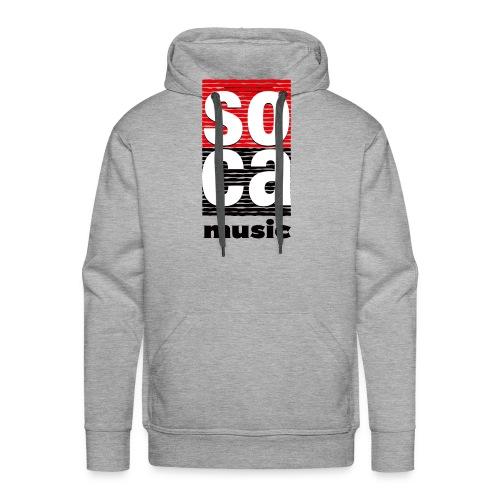 Soca music - Men's Premium Hoodie