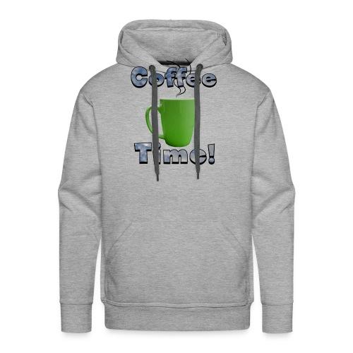 Coffee Time! - Men's Premium Hoodie