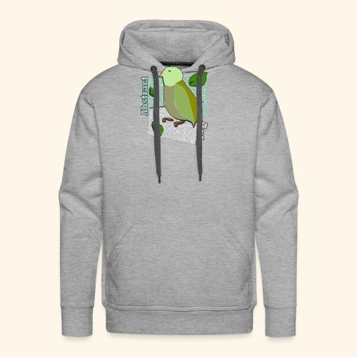 Little Bird Abstract Arts by Cc Arts Designs - Men's Premium Hoodie