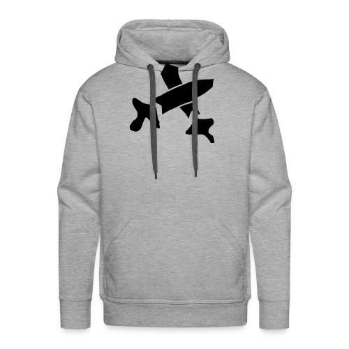 Black Swords - Men's Premium Hoodie