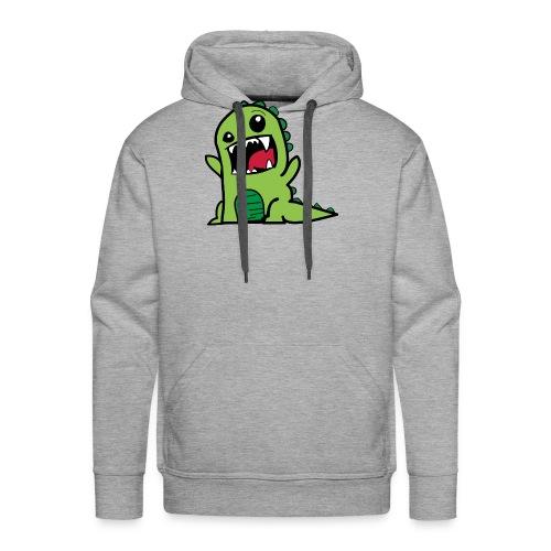 Dinosaurs - Men's Premium Hoodie