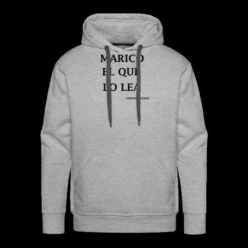 MARICOELQUELOLEA - Men's Premium Hoodie
