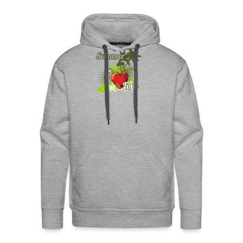 summer love - Men's Premium Hoodie