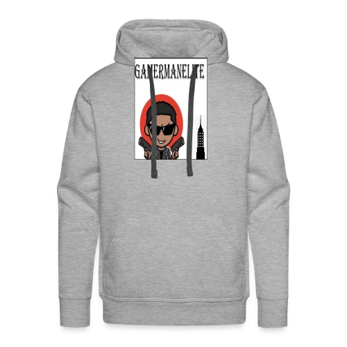 gamerman elite - Men's Premium Hoodie